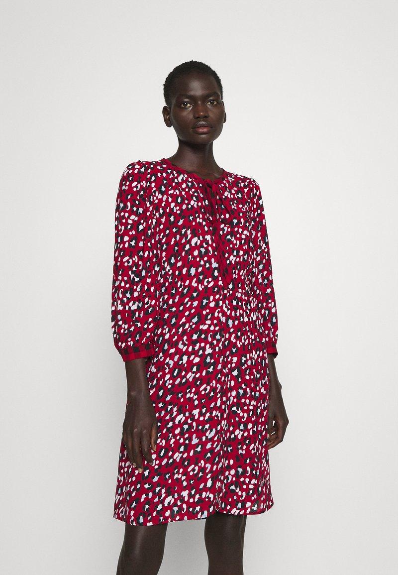 MAX&Co. - GAVETTA - Day dress - red