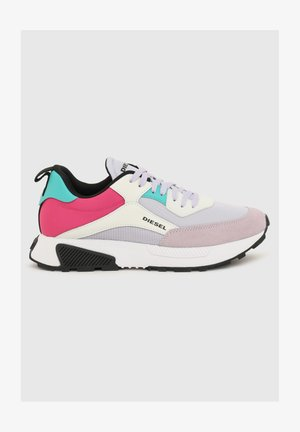 S-TYCHE - Trainers - grey/pink