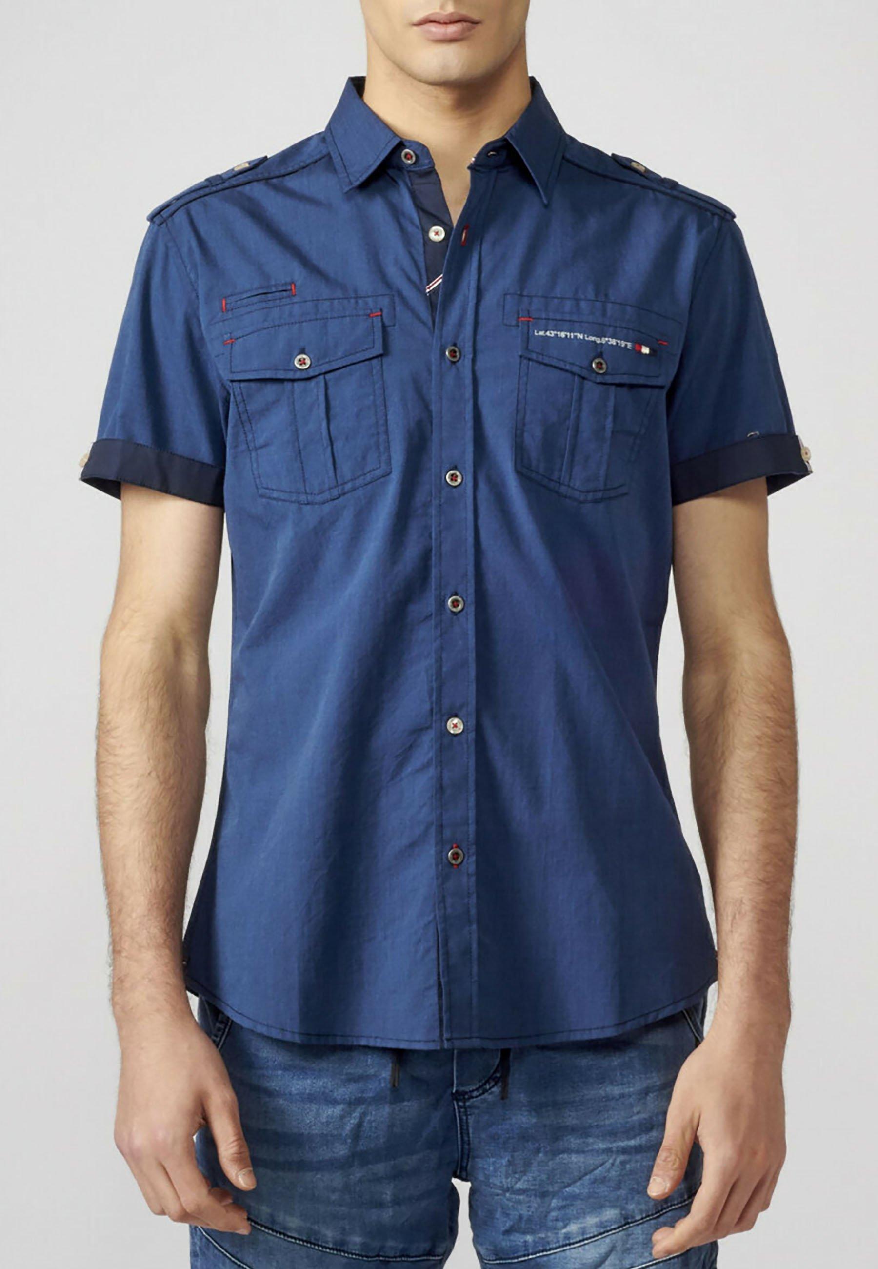 Hombre manga corta - Camisa