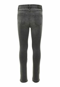 Kids ONLY - Slim fit jeans - dark grey denim - 4
