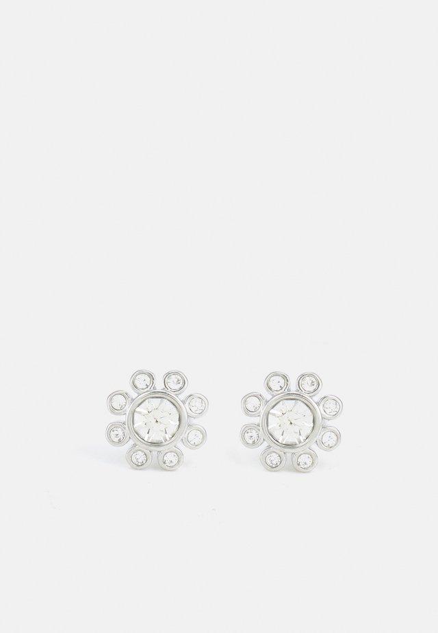 ALLIEI  AURORA STUD EARRING - Orecchini - silver-coloured