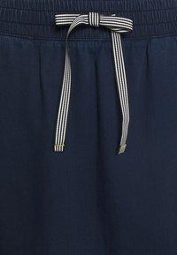 Q/S designed by - KURZ - A-line skirt - blue denim - 2