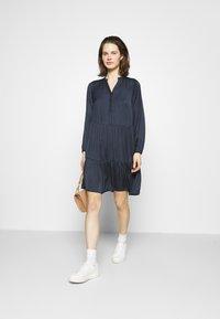 Soyaconcept - PAMELA - Shirt dress - navy - 1