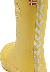 Hummel - RUBBER BOOT JR. - Wellies - yellow - 5