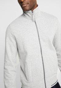 Esprit - BEBA ZIP - Mikina na zip - medium grey - 5