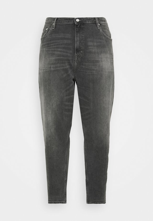 MOM JEAN - Džíny Relaxed Fit - tova grey com