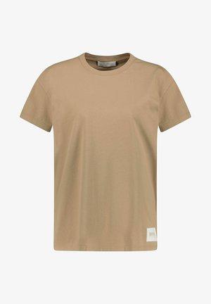 EGAR - Basic T-shirt - camel