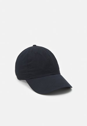 WASHED - Gorra - black