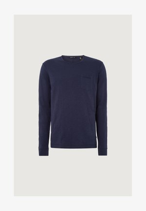 ESSENTIALS - Longsleeve - dark blue