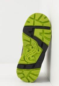 Lurchi - TRISTAN-TEX - Lace-up ankle boots - olive/citroen - 4