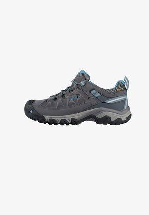 TARGHEE III WP - Hiking shoes - magnet/atlantic blue