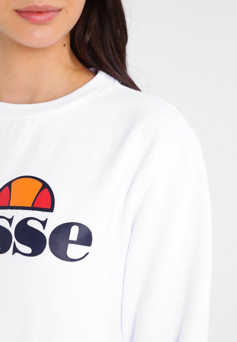 Ellesse AGATA - Sweatshirts - optic white