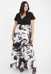 SPG Woman - Maxi dress - black - 1