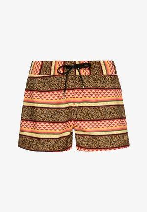 FRANCES  - Swimming shorts - sandstone