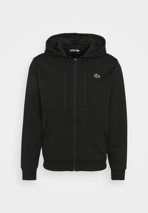 HODDED JACKET - Training jacket - noir