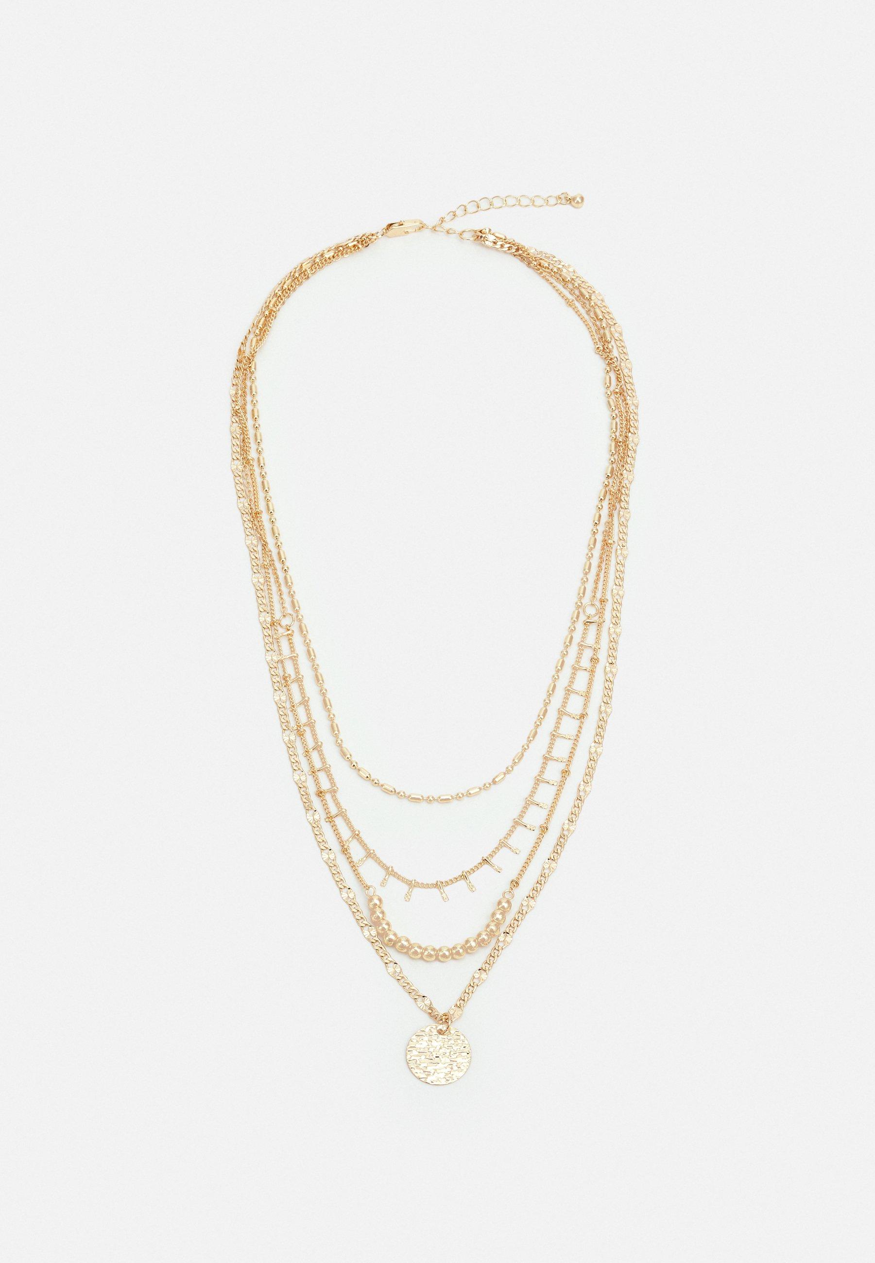 Women PCSANIA COMBI NECKLACE - Necklace