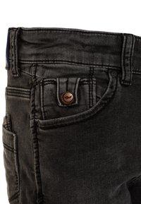 LTB - ANDERS  - Denim shorts - grey cloud wash - 3