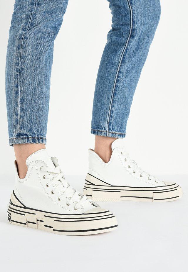 Sneakers laag - white wht