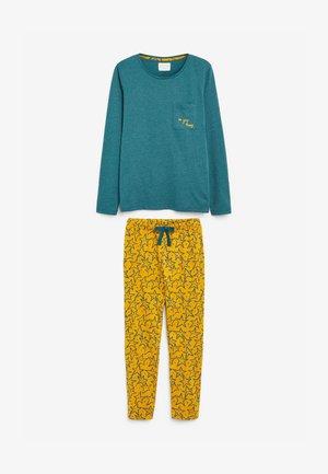 Pyjamas - ochre