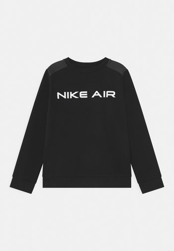 AIR CREW - Sweatshirts - black/dark smoke grey