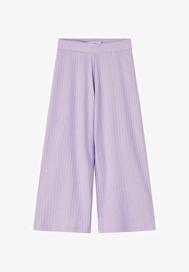 Bukser - lavendula