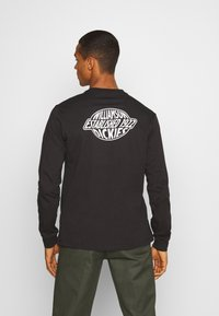 Dickies - WARPED - Long sleeved top - black - 2