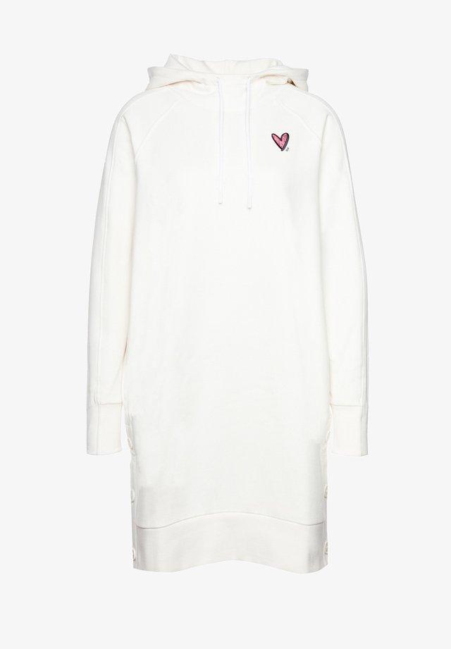 EDIREE - Jumper dress - white