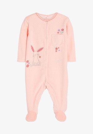 Sleep suit - pink