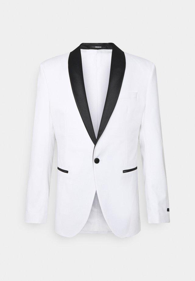 JPRWHITE TUX - Blazer - white