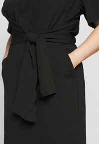 Kaffe Curve - LOTA DRESS - Day dress - black
