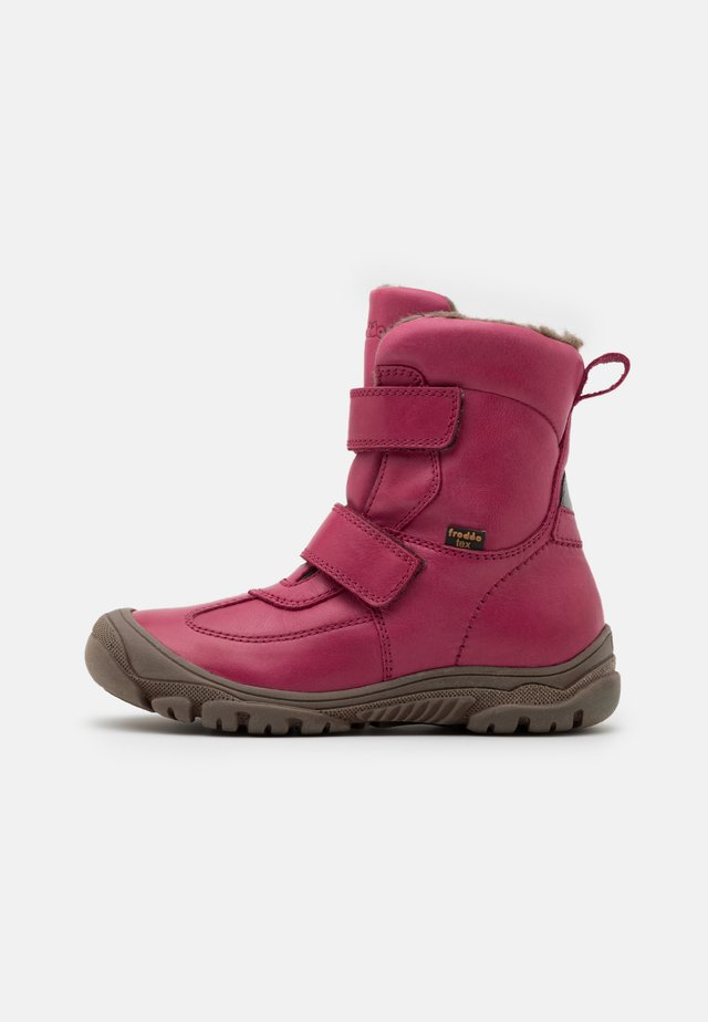 LINZ TEX MEDIUM FIT - Winter boots - fuxia