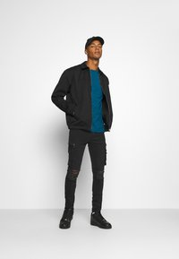Esprit - Basic T-shirt - petrol blue - 1