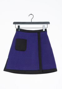 M Missoni - A-line skirt - purple - 0
