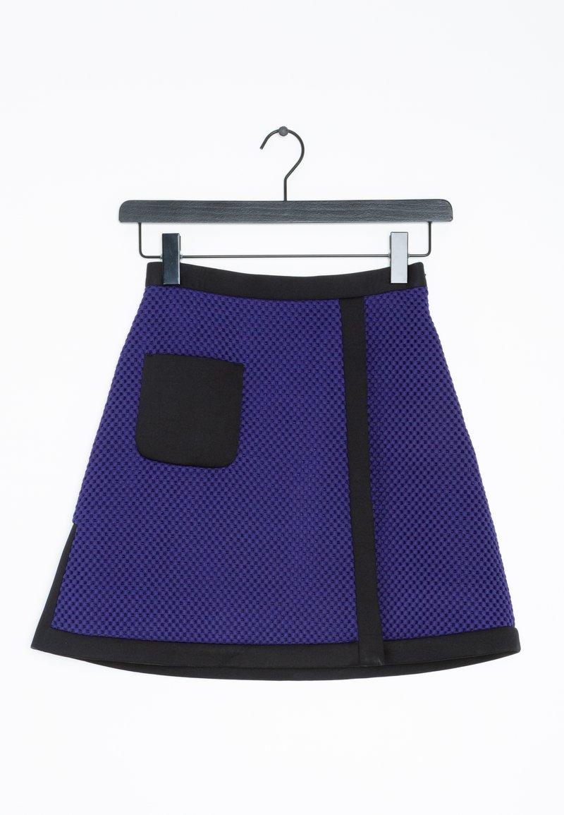M Missoni - A-line skirt - purple