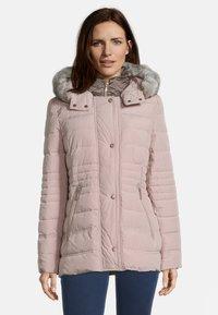 Gil Bret - KUNSTDAUNE - Winter jacket - deauville mauve - 0