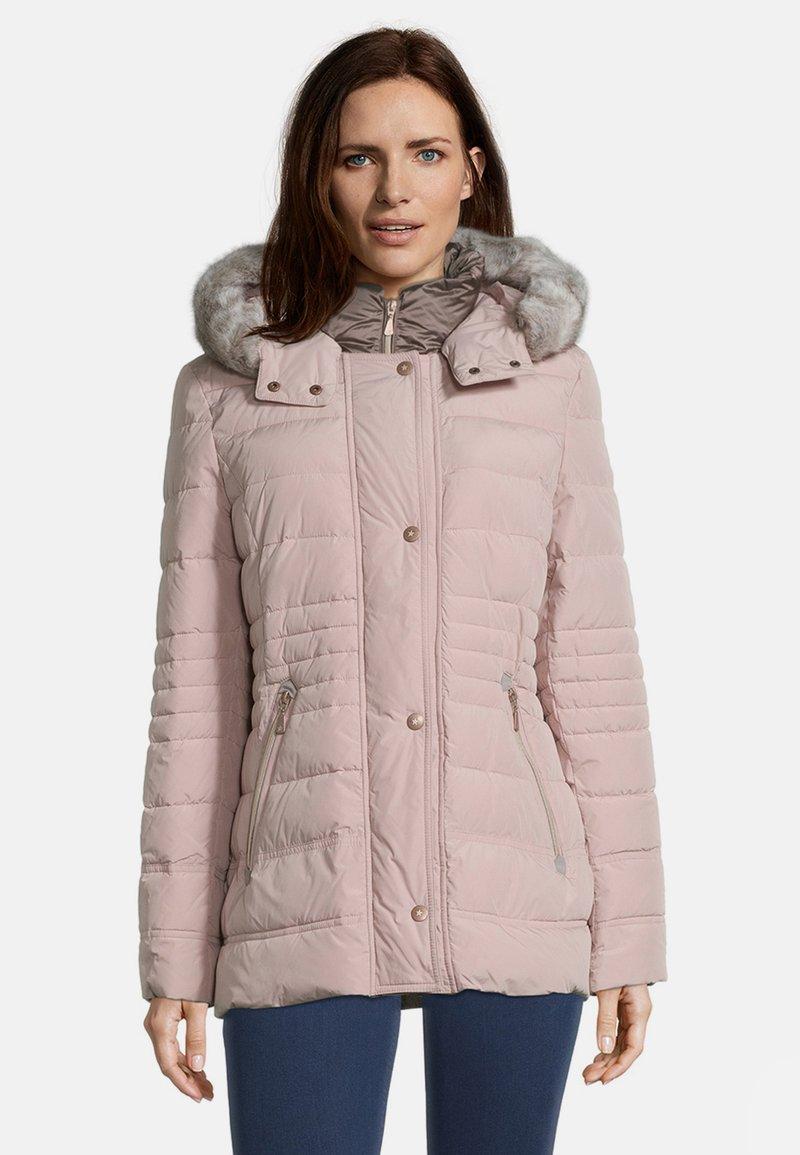Gil Bret - KUNSTDAUNE - Winter jacket - deauville mauve