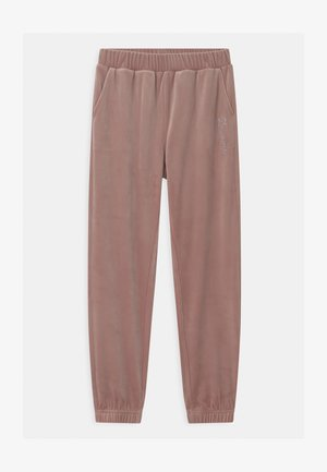 SABINA - Tracksuit bottoms - dusty pink