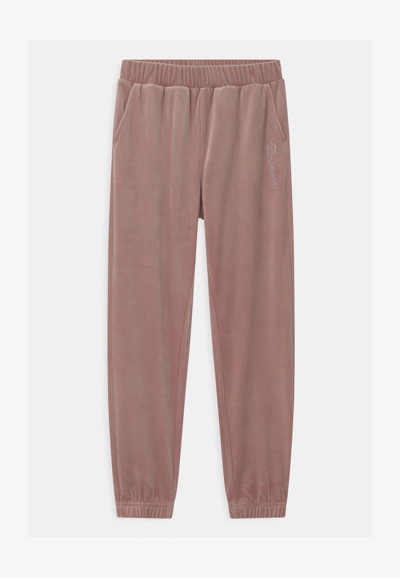 Lindex - SABINA - Teplákové kalhoty - dusty pink