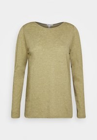 Esprit - Long sleeved top - olive - 4