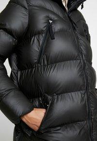 Hunter ORIGINAL - WOMENS ORIGINAL PUFFER JACKET - Winter coat - black - 3
