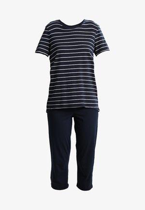 SET - Pyjama set - nach tblau