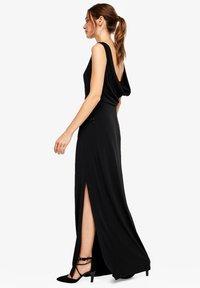 s.Oliver BLACK LABEL - Maxi dress - black - 1