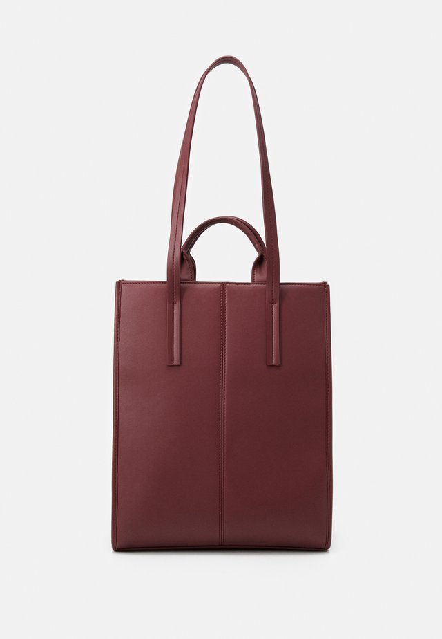 EUFORIA - Shopping bag - bordeaux