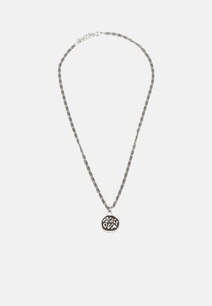 PEACE OUT UNISEX - Necklace - silver-coloured
