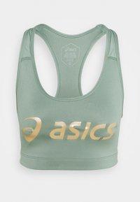 ASICS - SAKURA SPIRAL BRA - Medium support sports bra - slate grey - 3