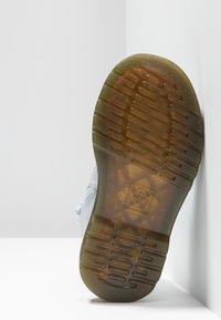 Dr. Martens - PASCAL MONO J - Lace-up ankle boots - bluemoon - 5