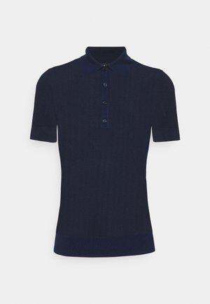 T-shirt print - french navy