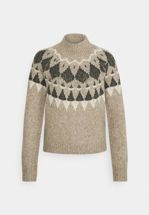 SWEATER JANETTE - Neule - offwhite