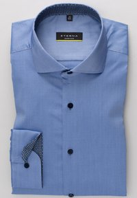 Eterna - SUPER-SLIM - Formal shirt - mittelblau - 5