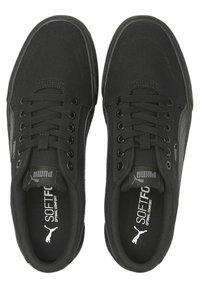 Puma - C-SKATE VULC  - Sneakers basse - puma black-puma black - 3